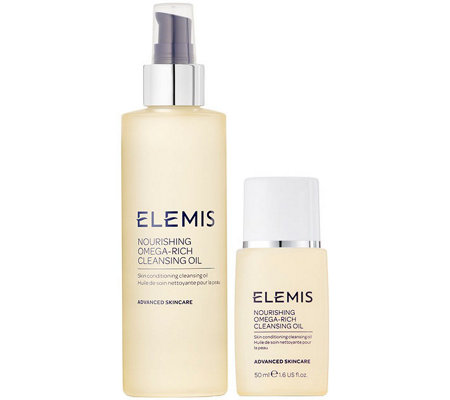 ELEMIS Nourishing Omega-Rich Cleansing Oil  Home & Away Set