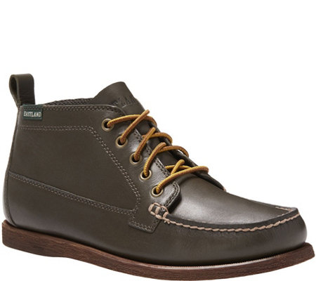 Eastland Men's Leather Boots - Seneca