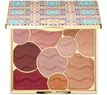 tarte Buried Treasure Eye Shadow Palette