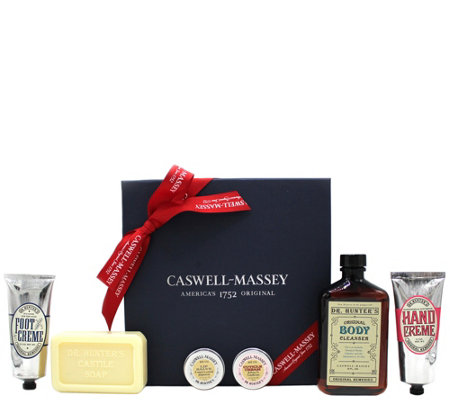 Caswell-Massey Dr. Hunter's Original Remedies Gift Set