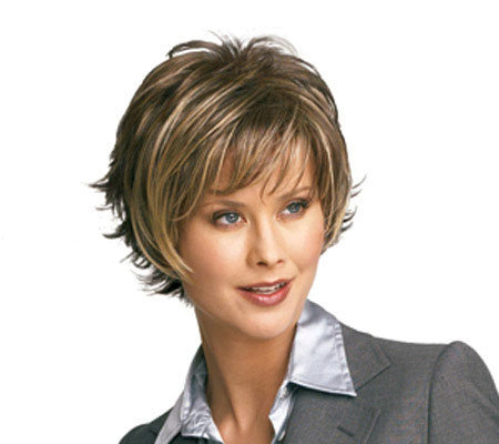 "Raquel Welch ""Boost"" Sweeping Blend Layered Wig"