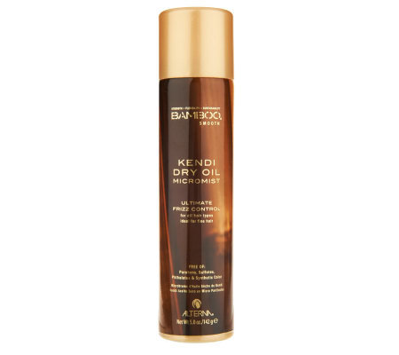 Alterna Bamboo Smooth Kendi Dry Oil Micromist, 5 oz.