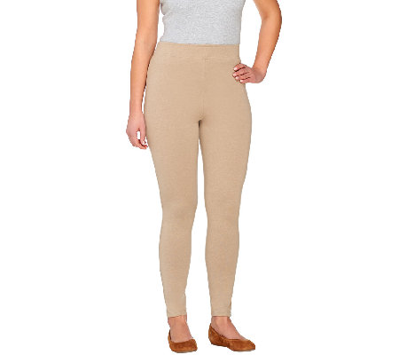 Liz Claiborne New York Regular Hepburn Ponte Knit Ankle Pant