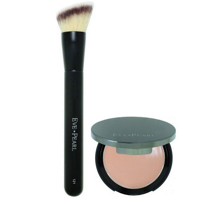 EVE PEARL Invisible Finishing Powder w/ Brush