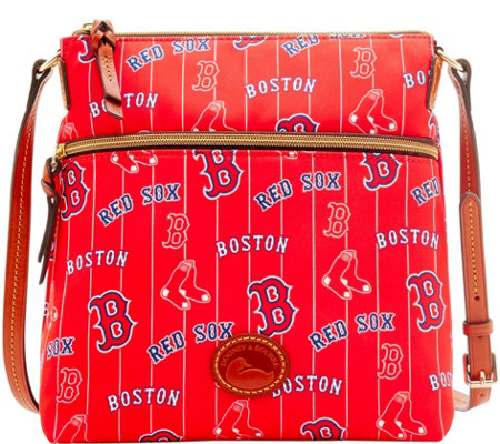 Dooney & Bourke MLB Nylon Red Sox Crossbody
