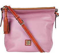 Dooney & Bourke Pebble Leather Small Dixon Crossbody Bag - A282403