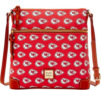 Dooney & Bourke NFL Chiefs Crossbody - A285703