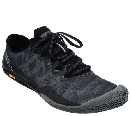 Merrell Mesh Lace-up Sneakers - Vapor Glove 3