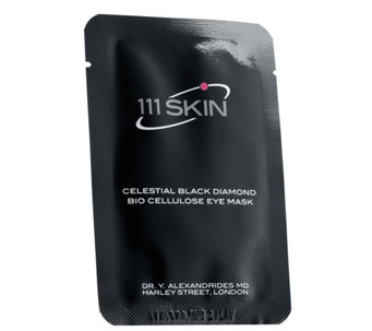 111 SKIN Celestial Black Diamond Bio CelluloseEye Mask - A341103