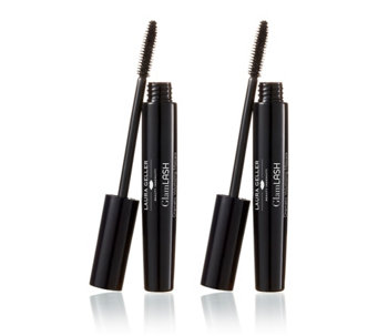 Laura Geller GlamLASH Dramatic Volumizing Mascara Duo - A238904