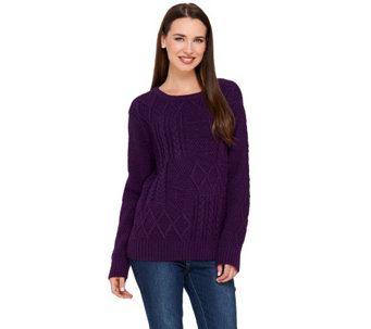 Liz Claiborne New York Heritage Collection Knit Sweater - A267304