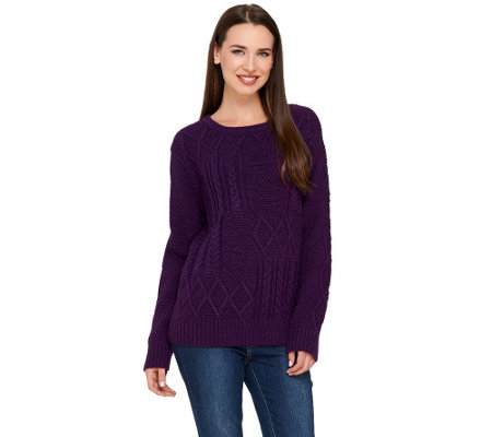 Liz Claiborne New York Heritage Collection Knit Sweater
