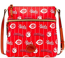 Dooney & Bourke MLB Nylon Reds Crossbody - A281504