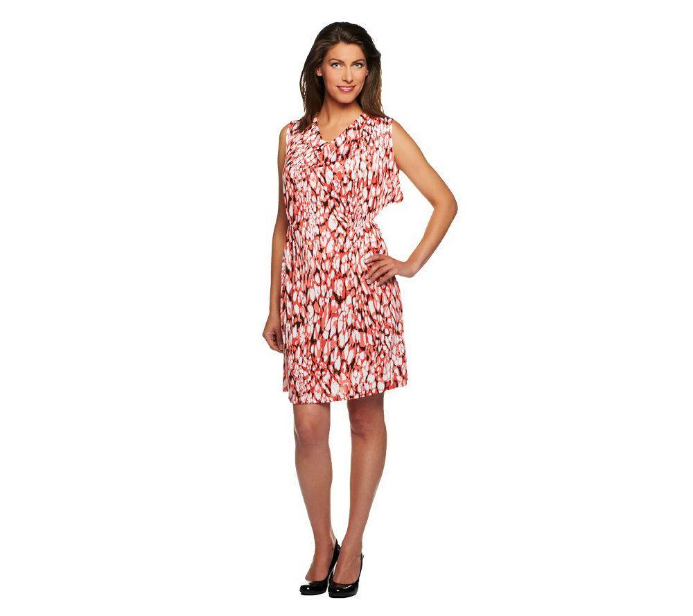 Qvc rubriche fashion dress