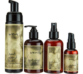 WEN by Chaz Dean Classic Styling Essentials 4-Pc Collection - A288404