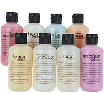 philosophy 8-piece holiday shower gel set - A298304