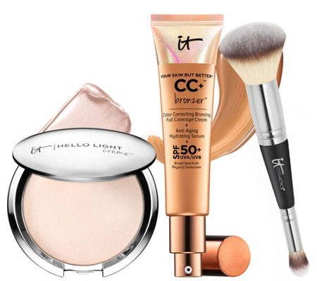 IT Cosmetics Your Perfect Naturally Pretty Glow Collection