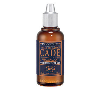 L'Occitane Cade Shaving Oil, 1 oz - A324204