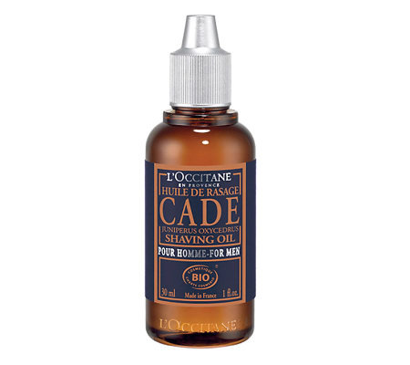 L'Occitane Cade Shaving Oil, 1 oz