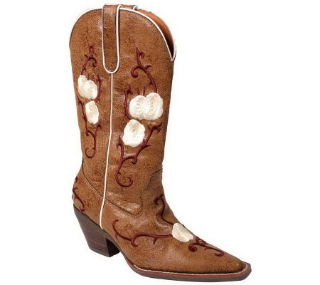 Nomad Western Cowboy Boots - Buck