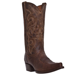 Dan Post Men's Leather Cowboy Boots - RenegadeS - A331904