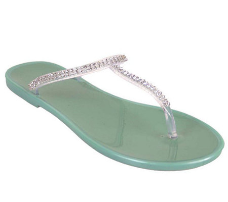 Nomad Thong Slide Sandals - Truffle