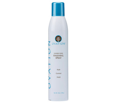 Ovation Therapy Flexible Hold Hairspray 10 oz.