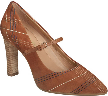 Aerosoles Heel Rest Mary Jane Dress Pumps - TaxReturn