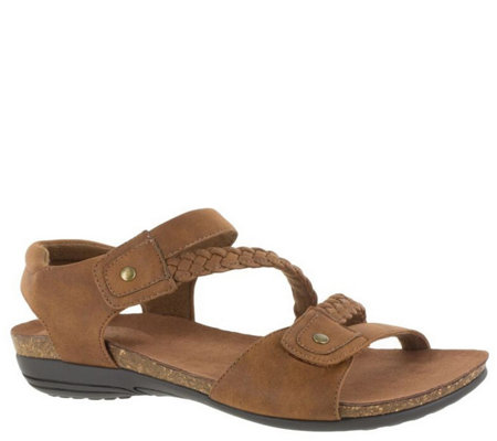 Easy Street Casual Sandals - Zone