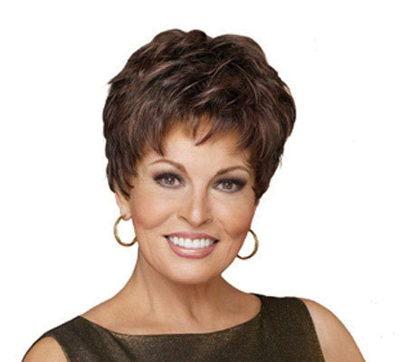 Raquel Welch Winner Tapered Wave Layered Wig