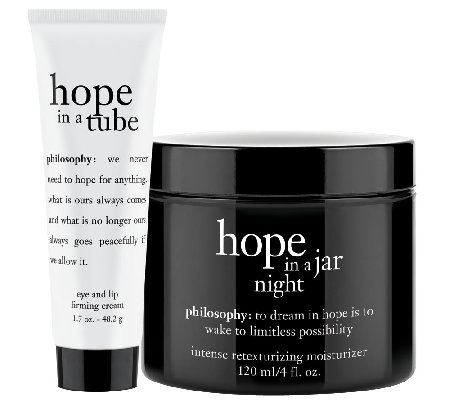 philosophy dream in hope super-size face and eye duo