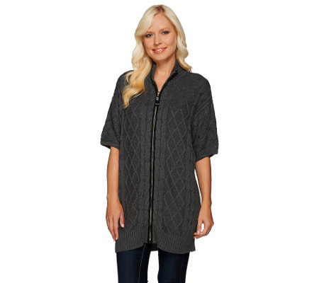 Liz Claiborne New York Heritage Collection Dolman Cape