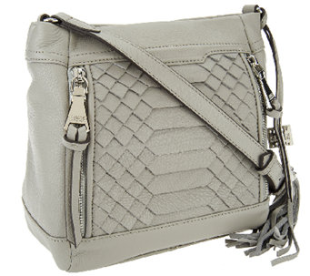 Aimee Kestenberg Pebble Leather Crossbody - Bryon - A267405