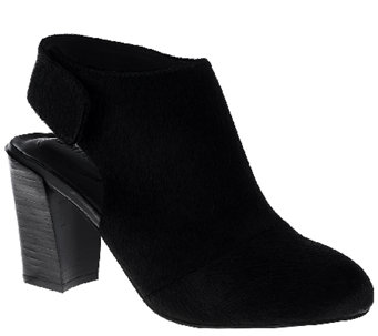 Adam Tucker Haircalf Ankle Booties - Jenna - A270705