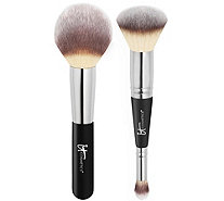 IT Cosmetics Heavenly Luxe Complexion Perfection Brush Duo - A274405