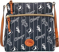 Dooney & Bourke MLB Nylon White Sox Crossbody - A281505