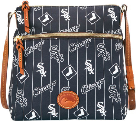 Dooney & Bourke MLB Nylon White Sox Crossbody