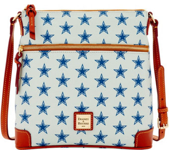 Dooney & Bourke NFL Cowboys Crossbody - A285705