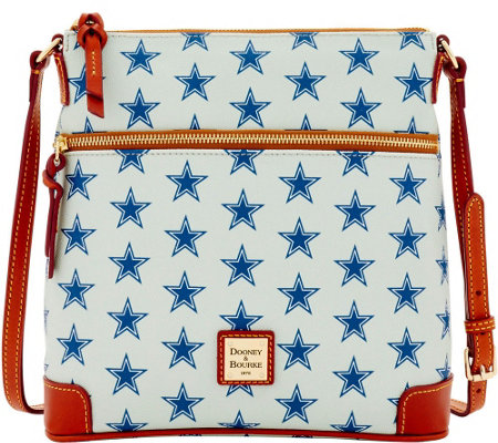 Dooney & Bourke NFL Cowboys Crossbody
