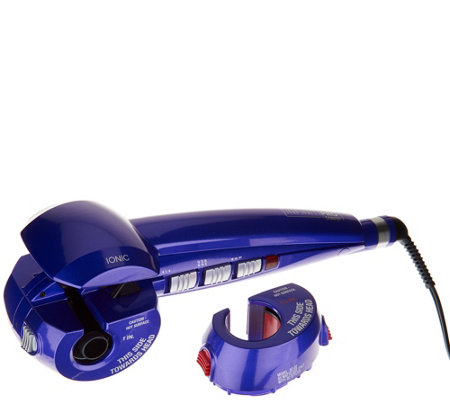 Conair Curl Secret 2.0 Automatic Hair Curler w/ Two Barrels