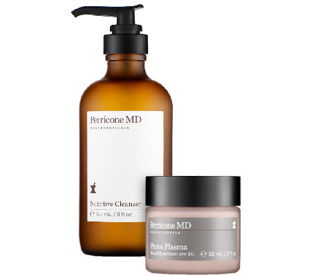 Perricone MD Cleanse and Moisturize Duo