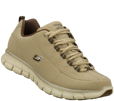 Skechers Lace-up Sneakers - Synergy - Trend Setter