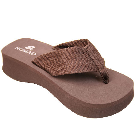 Nomad Thong Sandals - Pancho