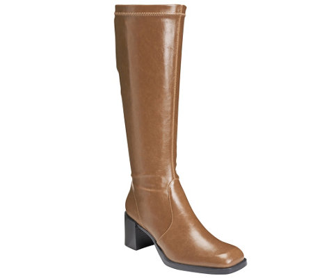 A2 by Aerosoles Extended Calf Tall Boots - MakeTwo