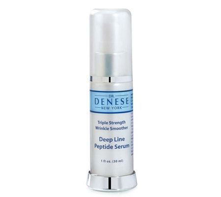 Dr. Denese Triple Strength Deep Line Peptide Serum 1 oz.