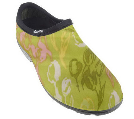 Sloggers Waterproof Garden Shoes with Comfort Insoles