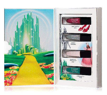 Julep Wizard of Oz 4-piece Nail Collection