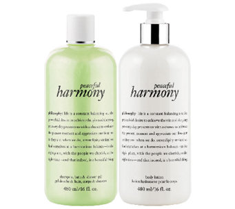 philosophy peaceful harmony fragrance duo - A262606