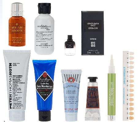 QVC Beauty Man of the Hour 8-piece Men's Collection
