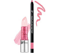 IT Cosmetics IT's Your Je Ne Sais Quoi Perfect Pink Lip Duo - A274406